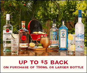 Bacardi coupon