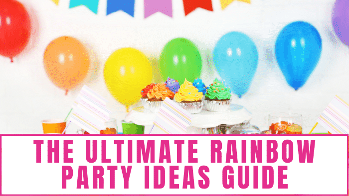 If you're throwing a multi-colored bash, turn to the ultimate rainbow party ideas guide for tips on favors to food and more!
