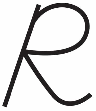 free printable cursive letters capital cursive R