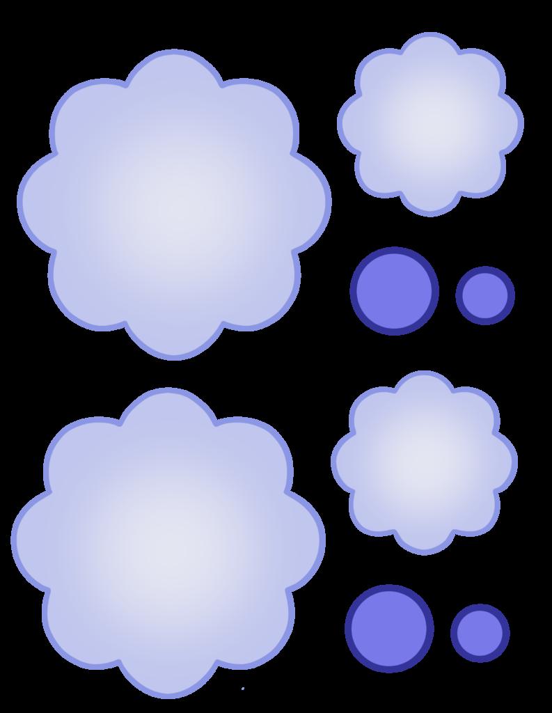 free printable flower template pdf color