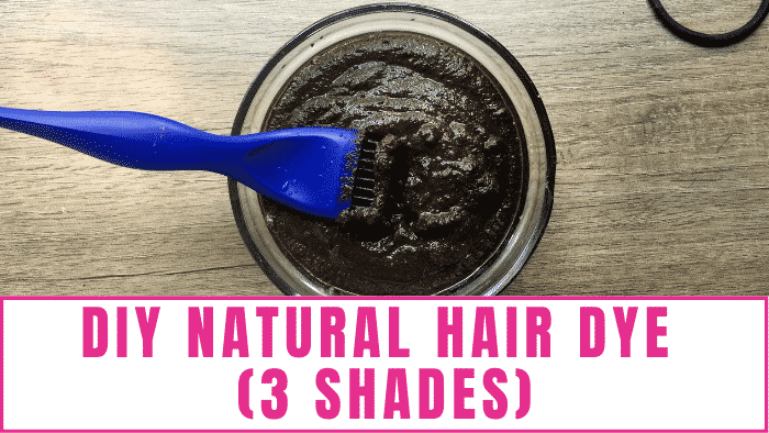 Use this DIY natural hair dye recipe to avoid the thousands of chemicals in store-bought dye.