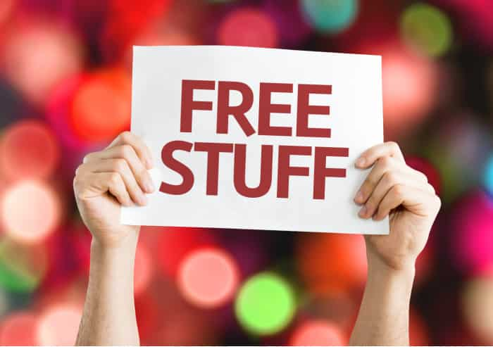 Here you will learn seven easy ways to find free stuff near me today, so you can get freebies now.