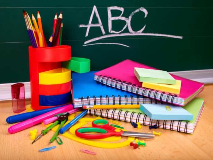 Getting ready to go back to school shopping? You might be surprised to learn that you can get free school supplies by mail or in person. Find out how here.