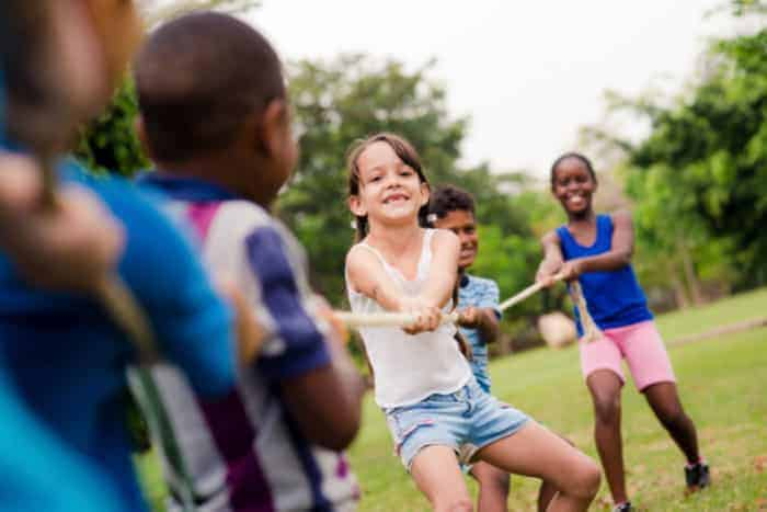 Are the kids bored? They won't be once you show them this huge list of free summer activities for kids.