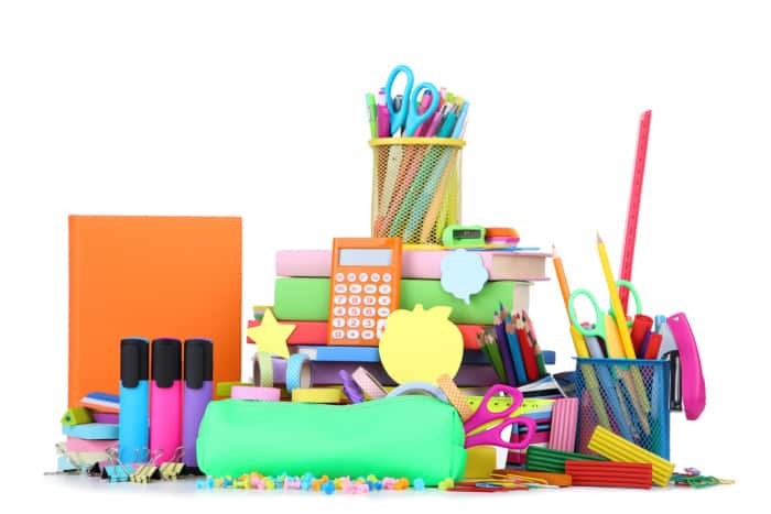 School supplies may not be fun but they do count as free things to do near me today if you know where to snag them.