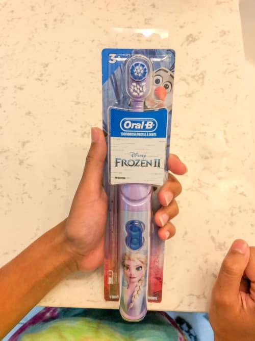 Oral B Kids Frozen II Toothbrush